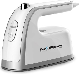 PurSteam Travel Steamer and Iron