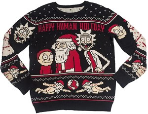 funny christmas sweaters ripple junction