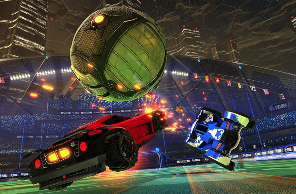 rocket league multiplayer switch games