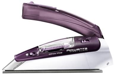 Rowenta Travel-Ready Compact Steam Iron