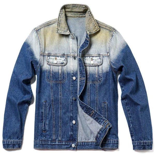 SHEIN-Color-Block-Denim-Jacket