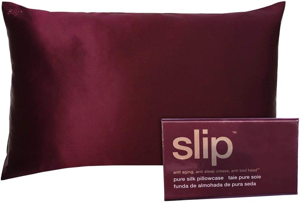 silk pillowcases slip