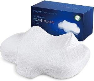 sagino cervical memory foam pillow