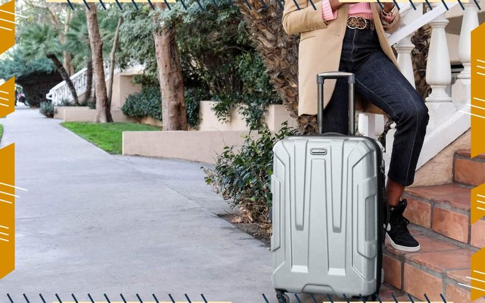 Samsonite luggage, prime day deals, Amazon