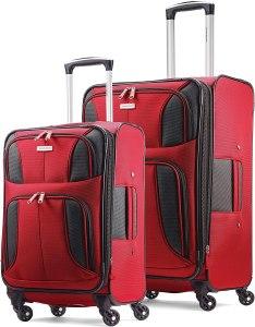 samsonite 2-piece luggage set, amazon prime, amazon prime day, prime day deals