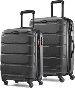 samsonite hardside luggage, amazon prime day, prime day deals