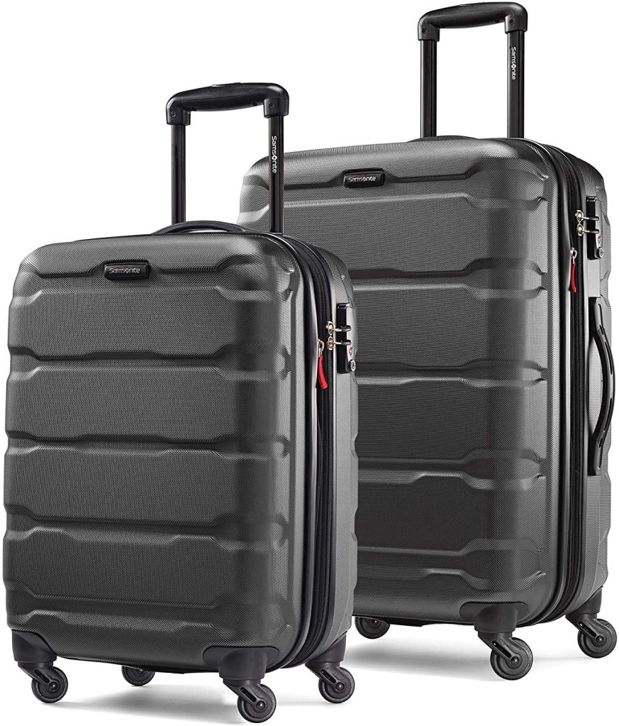 samsonite hardside luggage, amazon prime day, prime day deals