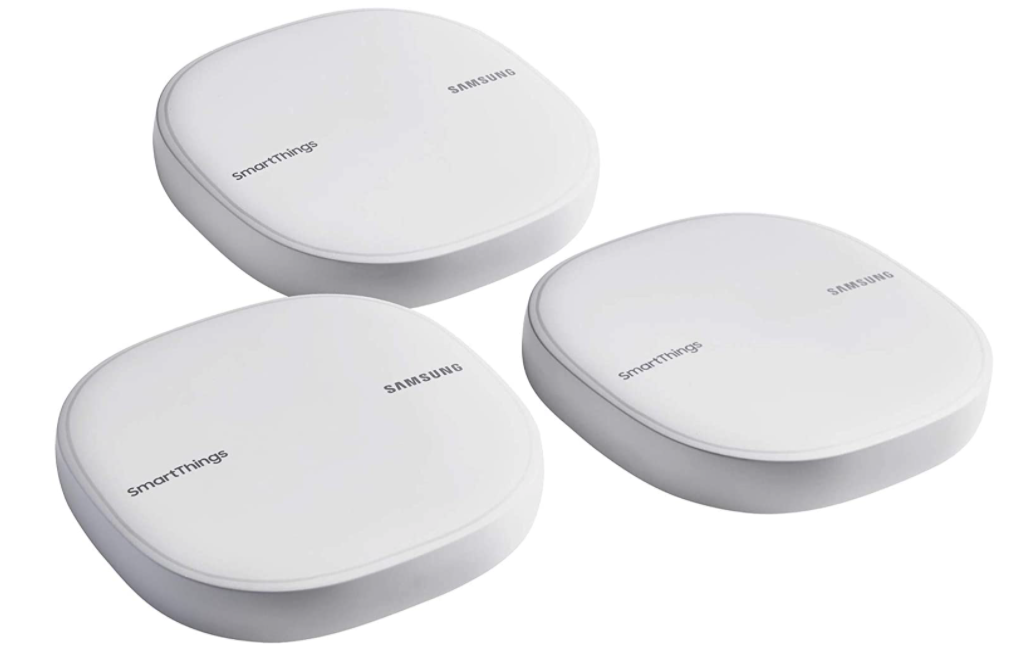 samsung smart things mesh router
