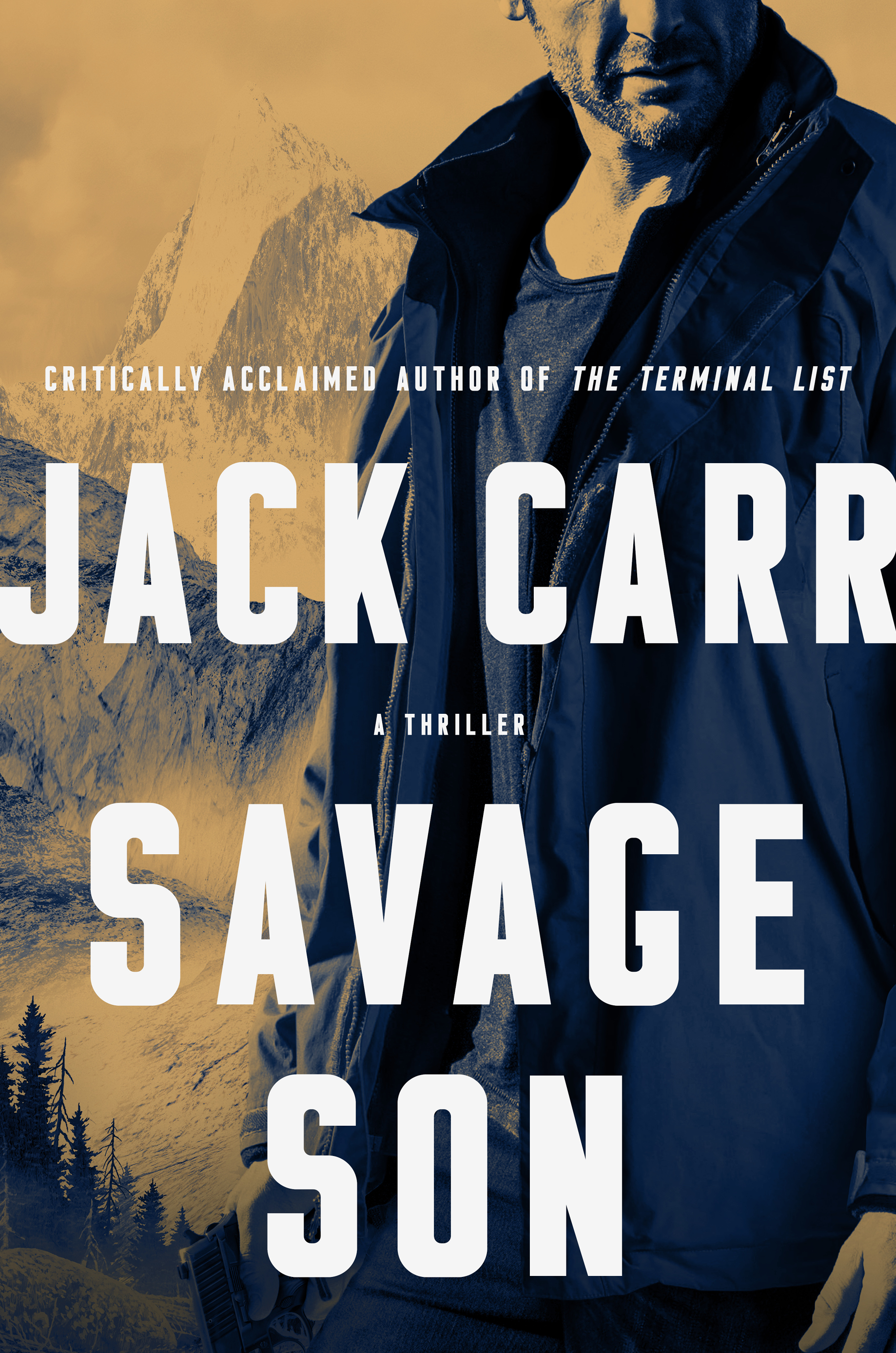 savage son by jack carr, best gifts for book lovers