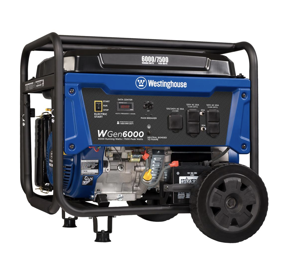 westinghouse wgen6000 portable generators