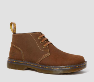 Dr. Martens SUSSEX SLIP RESISTANT CHUKKA BOOTS