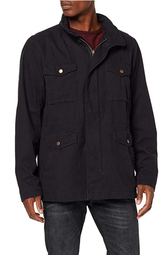 Amazon Essentials Military Jacket
