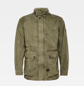 G-Star Raw BACK POCKET FIELD JACKET