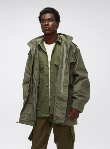 Alpha Industries M-65 FIELD JACKET (HERITAGE)