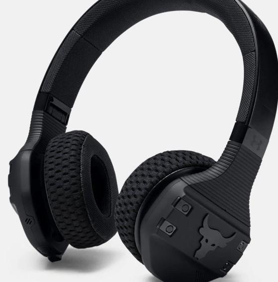 UA Sport Wireless Train Headphones