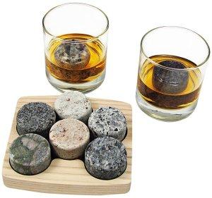best whiskey glasses sea stones