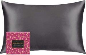 silk pillowcases sleep mantra
