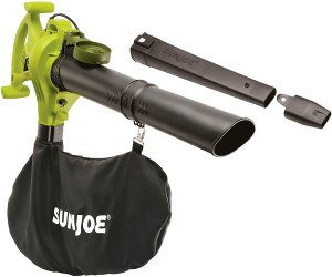 sun joe blower vacuum