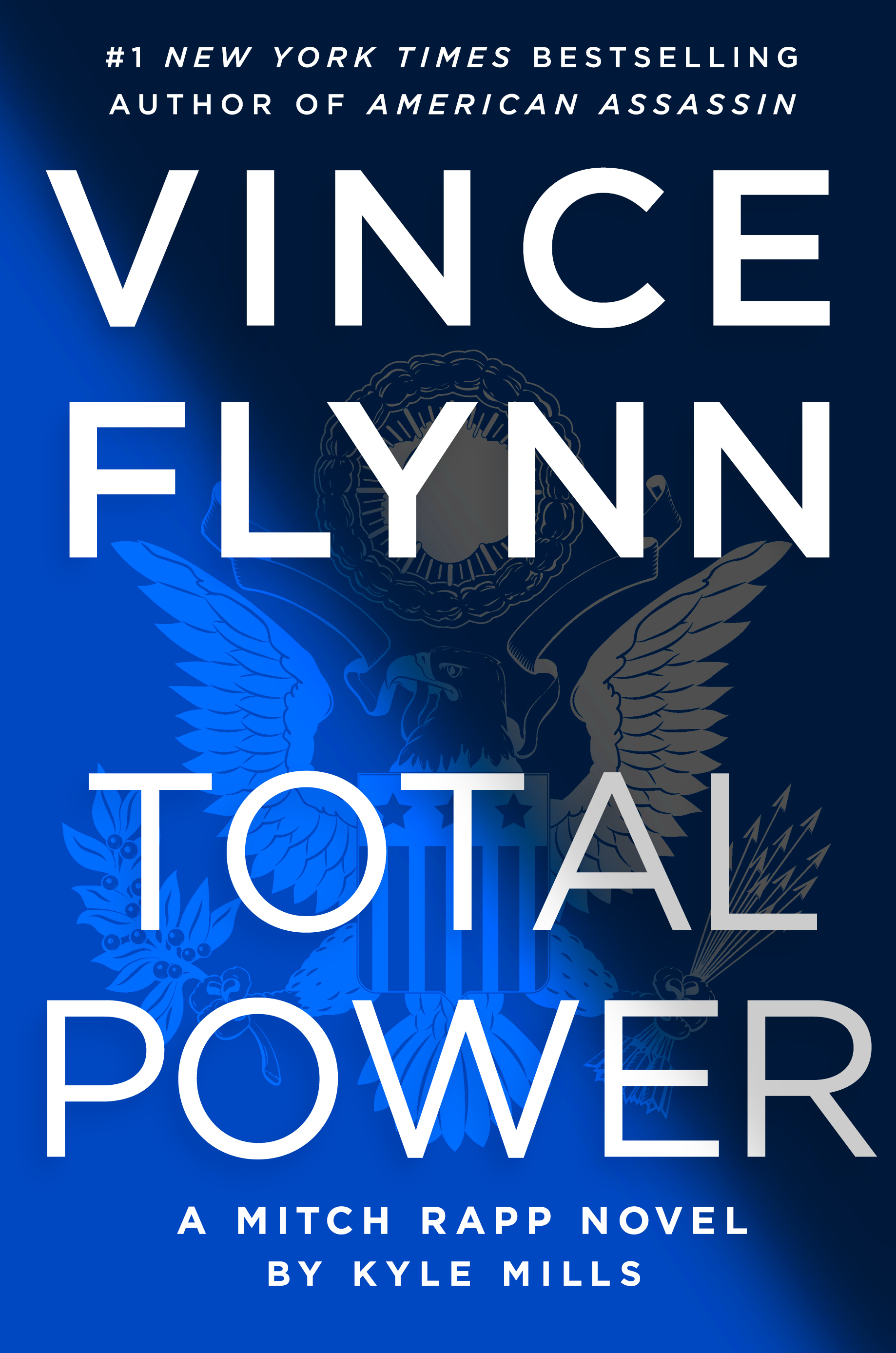 total power by vince flynn, best gifts for book lovers