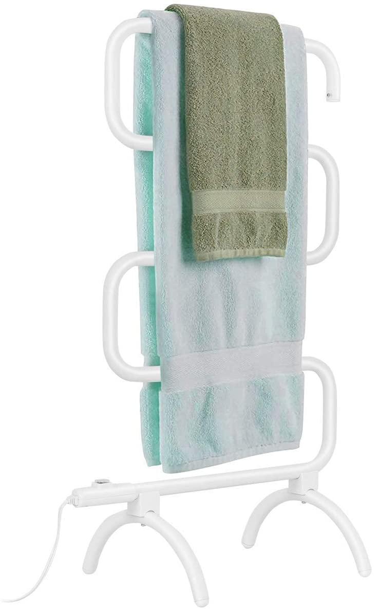 Tangkula freestanding towel warmer