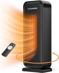 best space heaters taotronics
