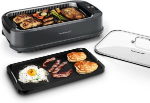 Techwood electric grill, best amazon prime day kitchen deals
