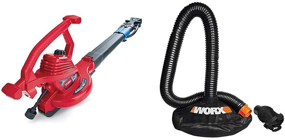 best leaf vacuums toro ultraplus