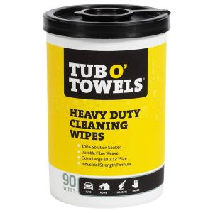 best cleaning wipes tob o towels
