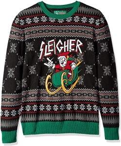 Ugly Christmas Sweater Company Santa Sweater