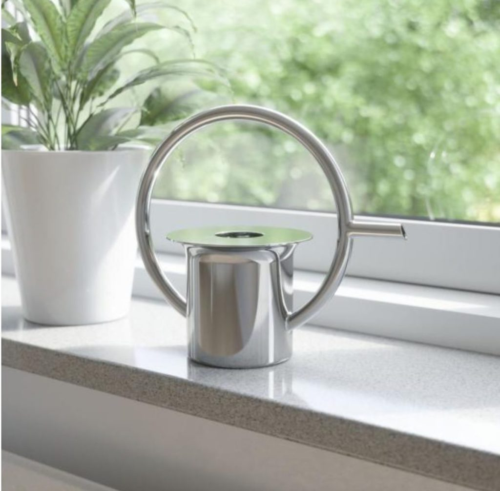 Stainless-Steel Quench Watering Can by Umbra