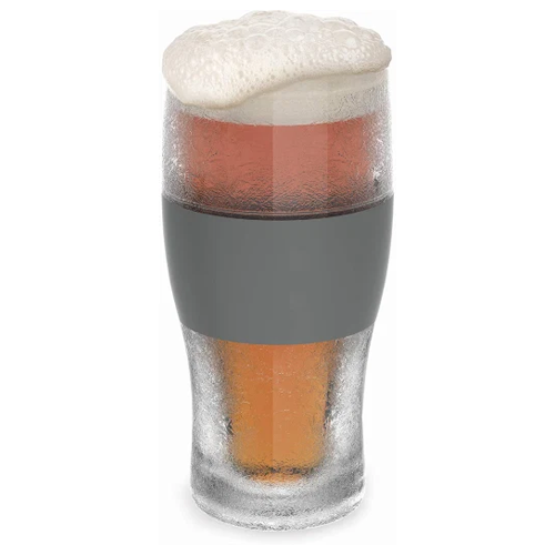 beer glasses host