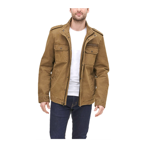 Amazon Essentials Men's Utility Jacket