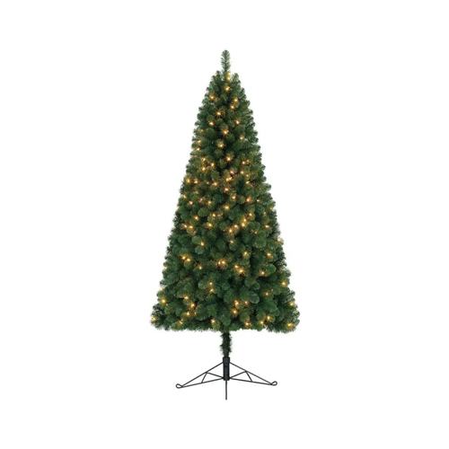 led christmas tree home heritage