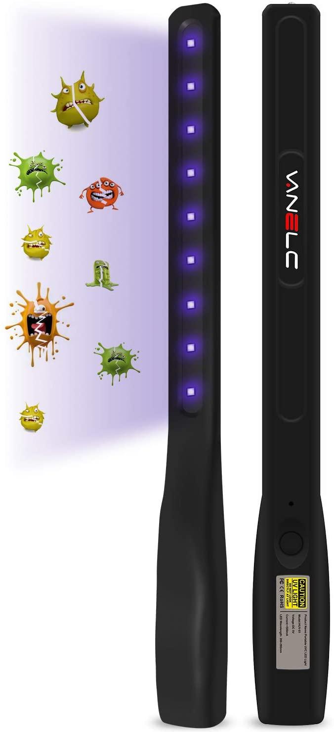 Vanelc UV light wand