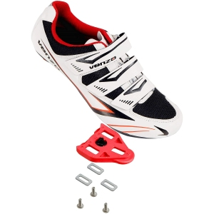 Venzo men's cycling shoes, spinning shoes