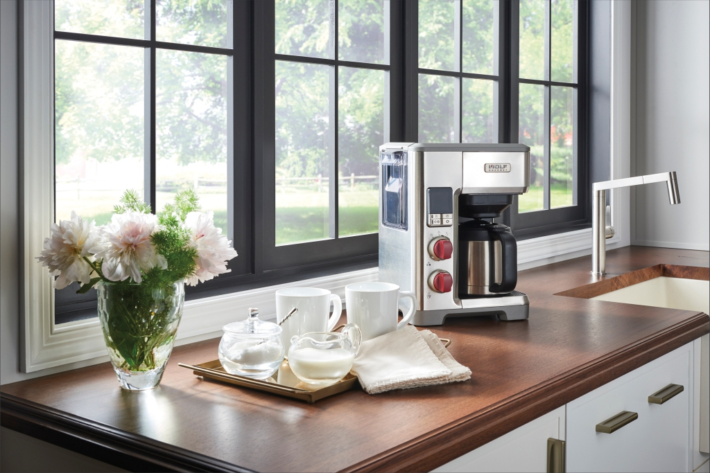 Wolf's Gourmet Drip Coffee Maker Featured Image