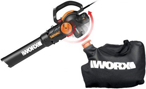 WORX WG512 3-in-1 Leaf Vacuum