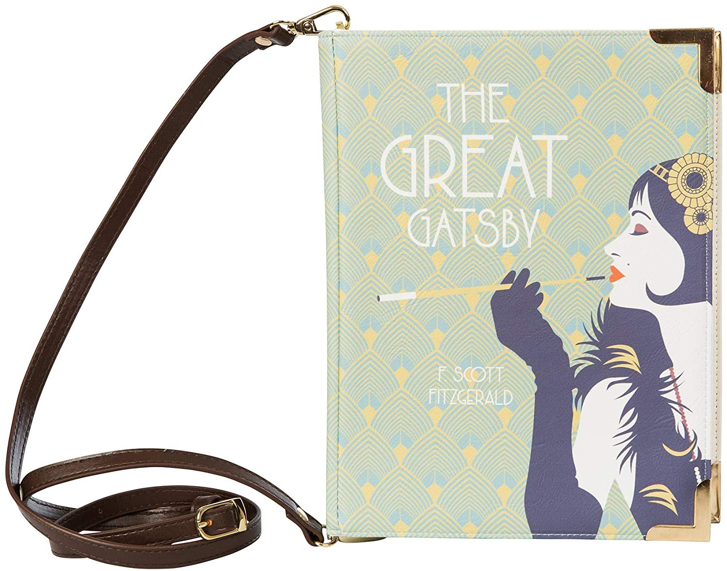 well read book themed crossbody bag, best gifts for book lovers
