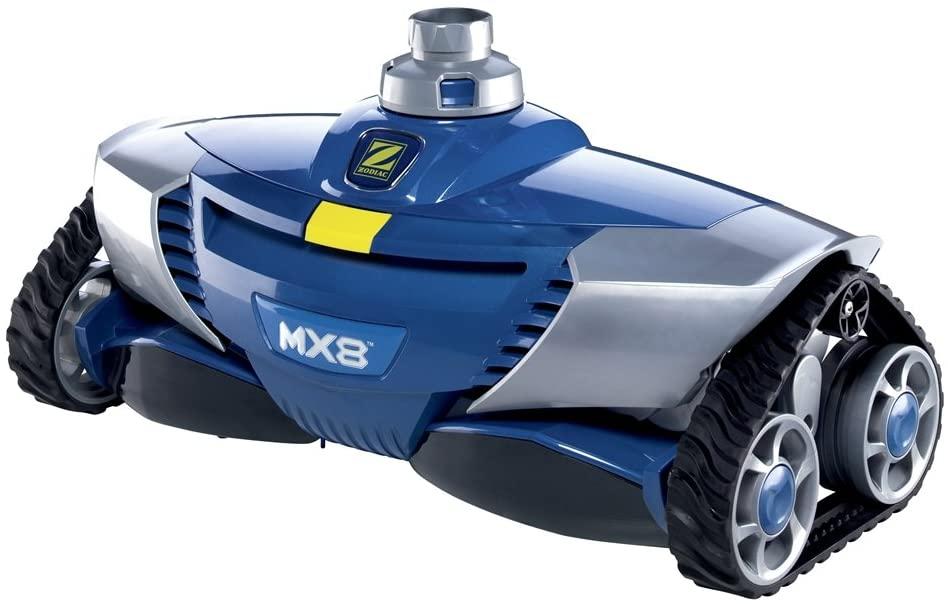 pool vacuum cleaner zodiac mx8