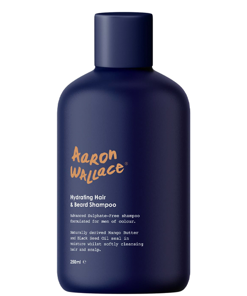 best grooming products for black men - aaron wallace