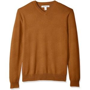 best sweaters for men - Amazon Essentials V-Neck Sweater