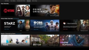 Amazon prime video channels, Amazon Prime Student