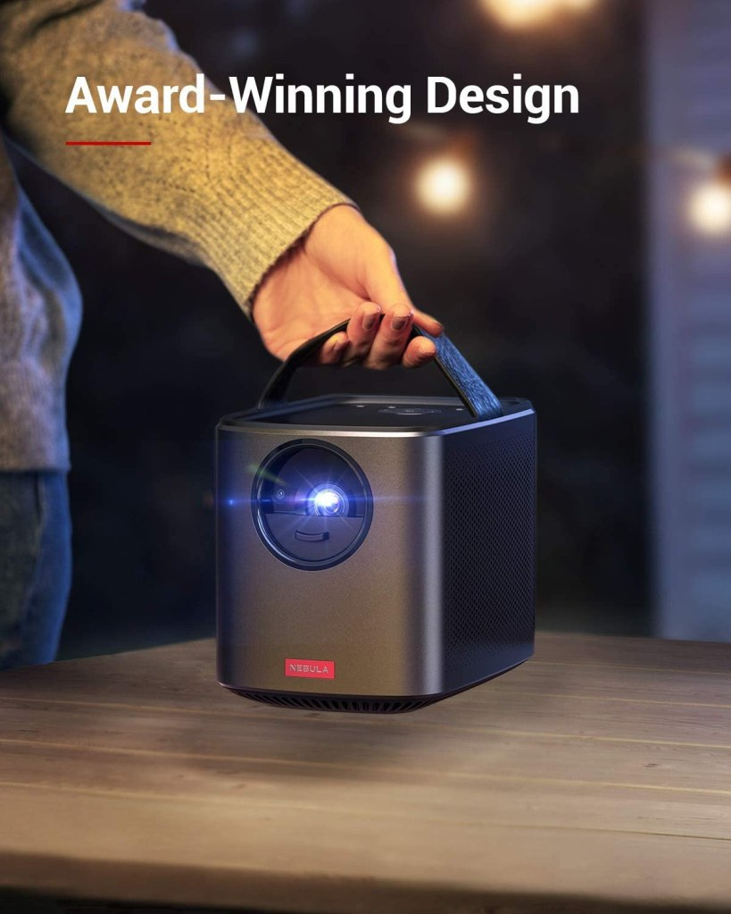 prime day deal - nebula projector from anker