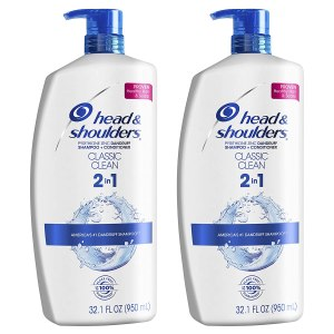 Head and Shoulders Dandruff Shampoo and Conditioner 2 in 1