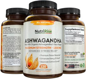 ashwagandha supplement, what are adaptogens