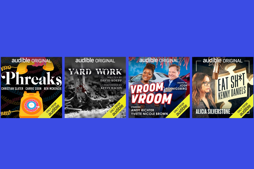 audible book covers, best gifts for book lovers
