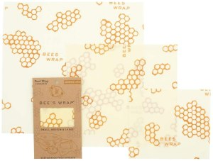 Bee's Wrap Reusable Food Wrap, christmas gifts for her