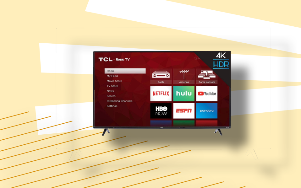 tcl 4 series best 65 inch