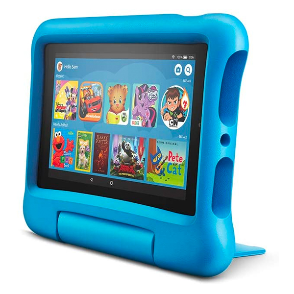 best christmas gifts for kids, fire 7 tablet kids edition