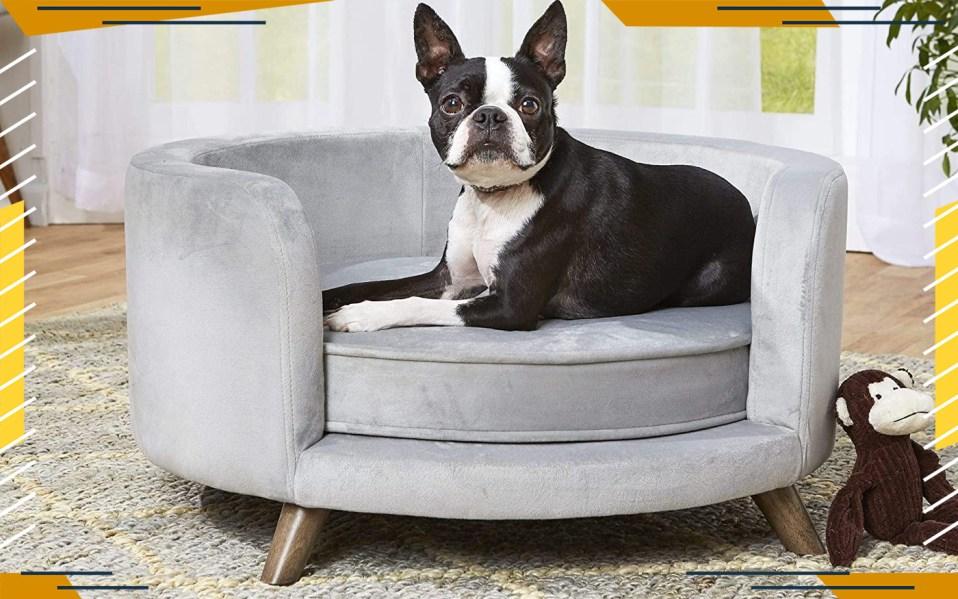 enchanted homes dog sofa, best dog